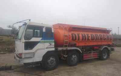 Доставка топлива цистерной бензовозом - Ангарск