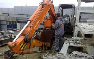Ремонт гидравлики и диагностика Экскаваторов оказываем услуги, компании по ремонту