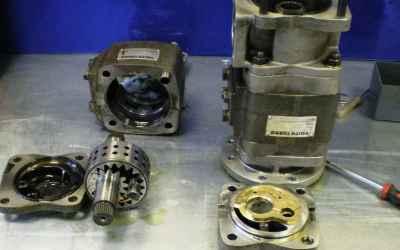 Ремонт гидронасосов, гидромоторов, гидроцилиндров оказываем услуги, компании по ремонту