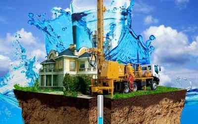 Бурим скважины на воду под ключ - Иркутск, цены, предложения специалистов