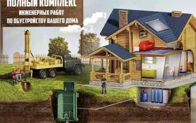 Бурим скважины на воду под ключ - Братск, цены, предложения специалистов