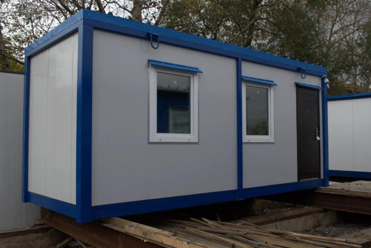 Бытовка или вагончик Сдам в аренду бытовки строительные на срок от 1 месяца заказать или взять в аренду, цены, предложения компаний