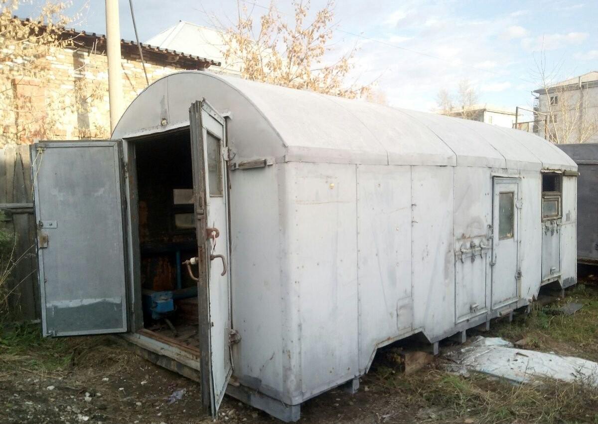 Сдам в аренду бытовки, вагончики для жилья,продажа - Усолье-Сибирское