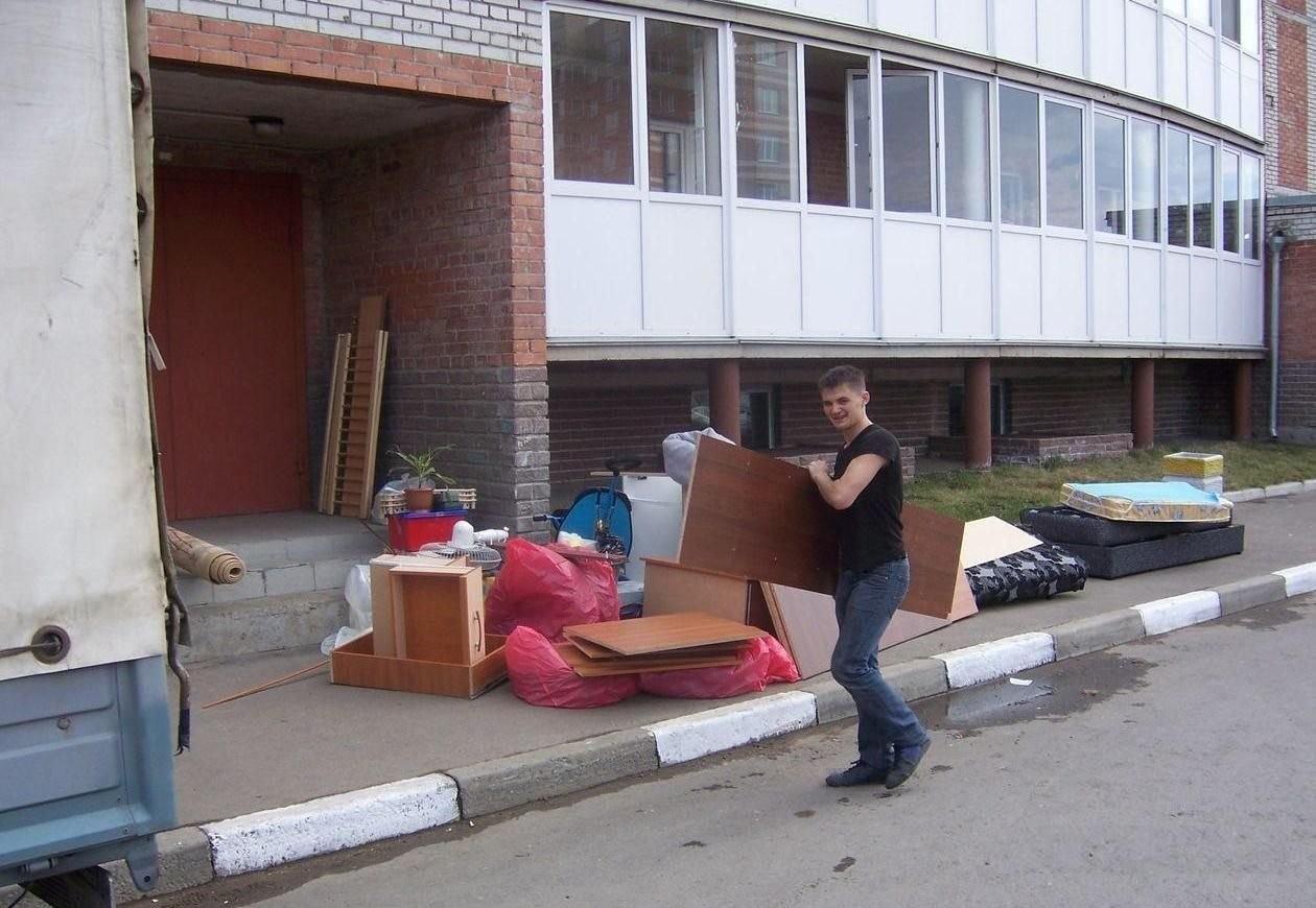 Квартирные переезды, грузоперевозки. Вывоз мусора - Ангарск