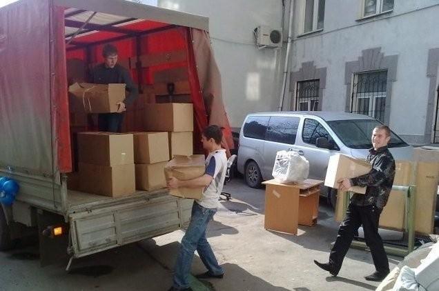 Квартирные офисные переезды с грузчиками - Ангарск