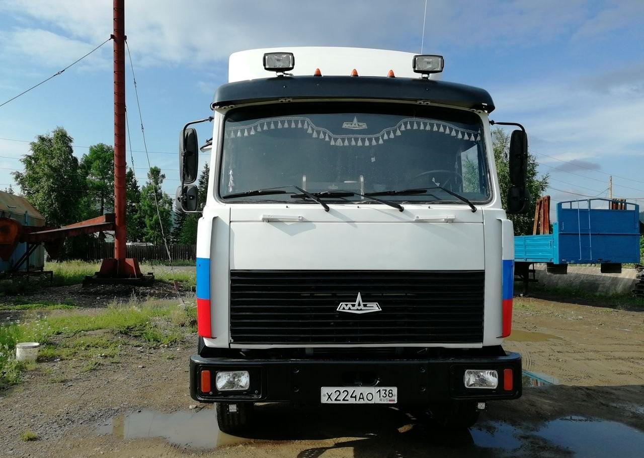 Аренда/Услуги полуприцепа площадки контейнеровоза - Иркутск