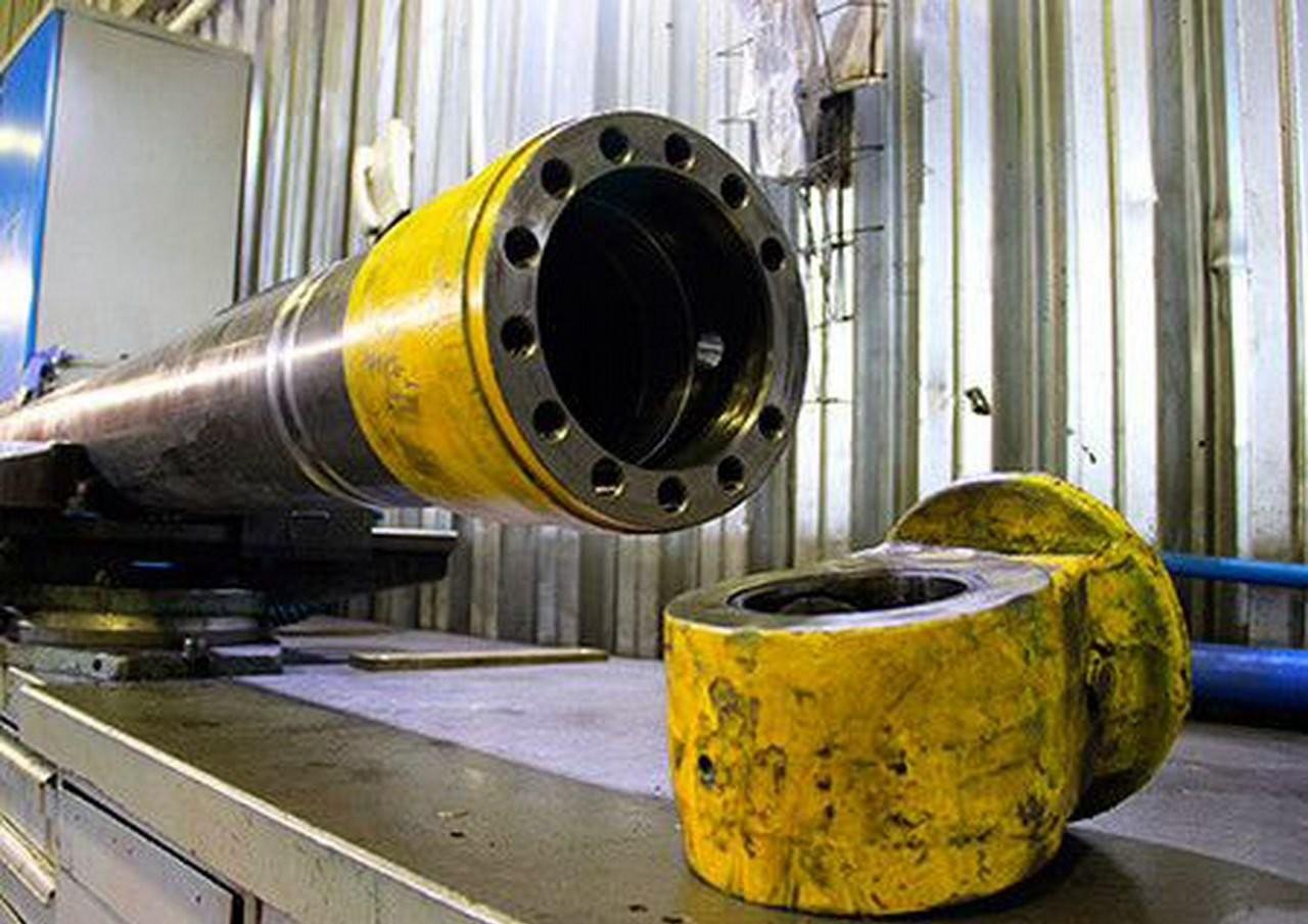 Ремонт гидроцилиндров и гидромолота оказываем услуги, компании по ремонту