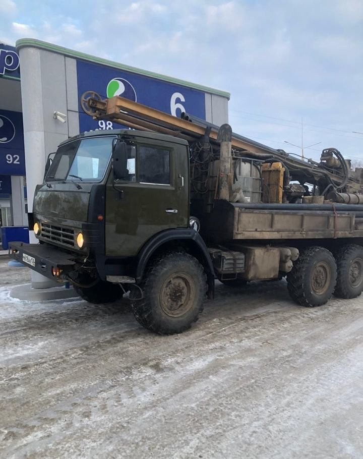 Бурим скважины на воду - Иркутск, цены, предложения специалистов